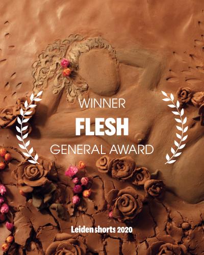 Flesh, by Camela Kater